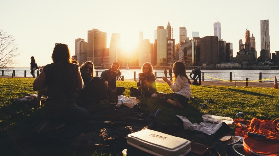 Picknick in New York