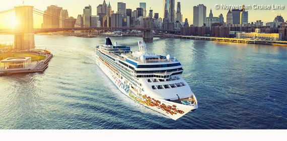 Norwegian Gem – Bahamas und Florida ab New York